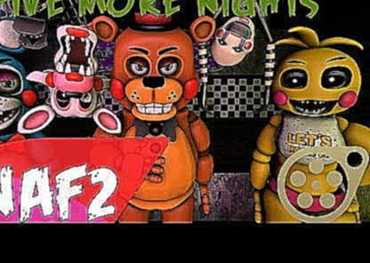 "<span aria-label=""FIVE NIGHTS AT FREDDY'S - FIVE MORE NIGHTS [Russian] &#x410;&#x432;&#x442;&#x43E;&#x440;: Anton 2 &#x433;&#x43E;&#x434;&#x430; &#x43D;&#x430;&#x437;&#x430;&#x434; 4 &#x43C;&#x438;&#x43D;&#x443;&#x442;&#x44B; 18 &#x441;&#x435;&#x43A;&#x44 - видеоклип на песню"