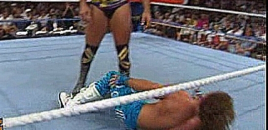 Shawn Michaels (c) vs. Razor Ramon - Ladder Match for the WWF IC Title, WWF SummerSlam 1995. - видеоклип на песню