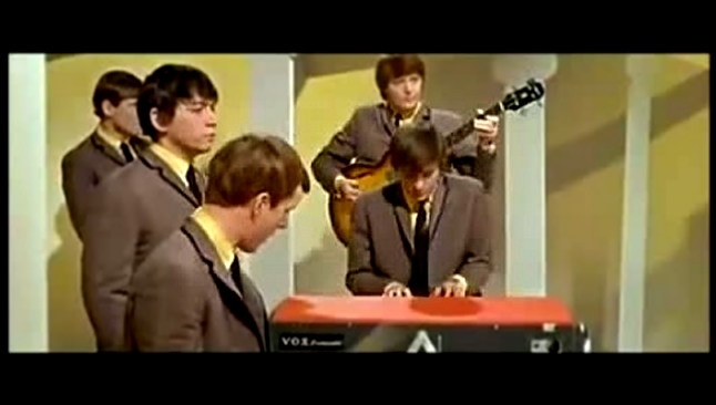 The Animals - House of the Rising Sun - видеоклип на песню