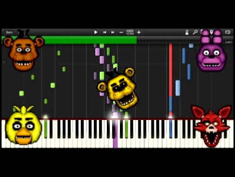 "<span aria-label=""Five Nights at Freddy's Song MIDI re-creation &#x410;&#x432;&#x442;&#x43E;&#x440;: JesseRoxII 3 &#x433;&#x43E;&#x434;&#x430; &#x43D;&#x430;&#x437;&#x430;&#x434; 3 &#x43C;&#x438;&#x43D;&#x443;&#x442;&#x44B; 1 &#x441;&#x435;&#x43A;&#x443;& - видеоклип на песню"