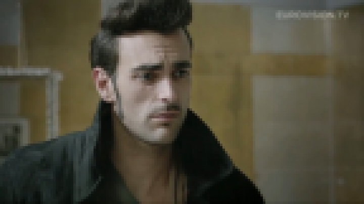 Marco Mengoni - L'Essenziale (Italy) 2013 Eurovision Song Contest Official Video - видеоклип на песню