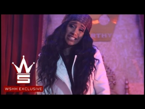 "<span aria-label=""Red Cafe x Cardi B ""She A Bad One (Bad Bitch Alert)"" (WSHH Exclusive - Official Music Video) Автор: WORLDSTARHIPHOP 2 года назад 4 м&#x43 - видеоклип на песню"