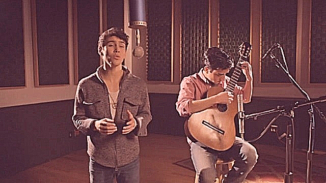 Max Schneider - Don't You Worry Child (Cover) - видеоклип на песню