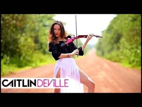 Rockabye (Clean Bandit ft. Sean Paul & Anne-Marie) - Electric Violin Cover | Caitlin De Ville - видеоклип на песню