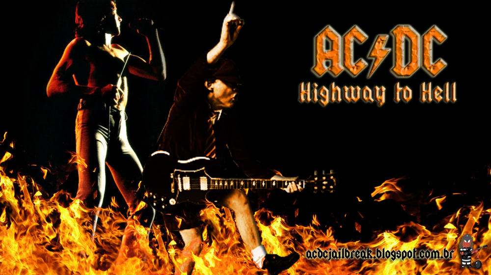 AC/DC Recovered Highway to Hell