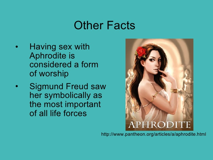 aphrodite goddess facts - 728×547