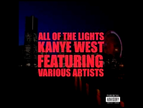 "<span aria-label=""Kanye West - all of the lights (feat. Rihanna) HQ &#x410;&#x432;&#x442;&#x43E;&#x440;: Mama cita 7 &#x43B;&#x435;&#x442; &#x43D;&#x430;&#x437;&#x430;&#x434; 5 &#x43C;&#x438;&#x43D;&#x443;&#x442; 1 &#x441;&#x435;&#x43A;&#x443;&#x43D;&#x43 - видеоклип на песню"