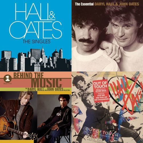 Daryl Hall & John Oates Out of Touch
