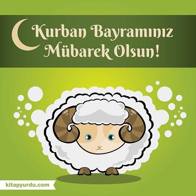 Открытки с праздником курбан-байрам на турецком языке