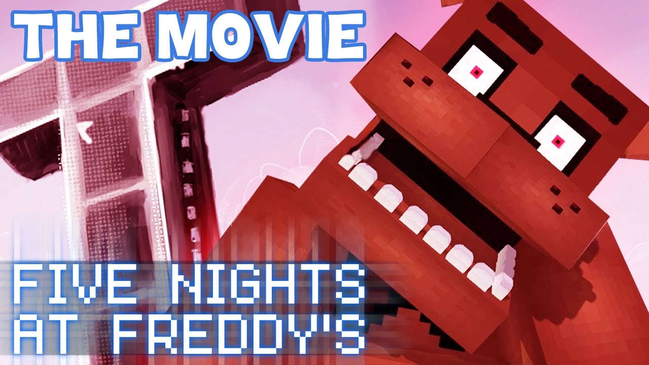 Five Nights at Freddy&39s in Five Minutes A Minecraft Roller Coaster Music Video FNAF