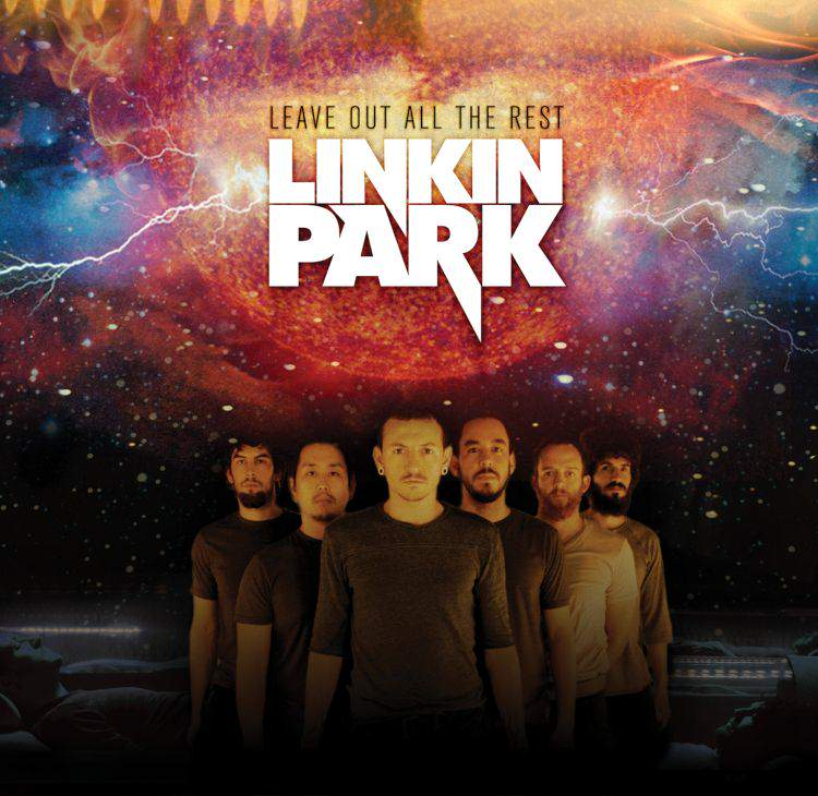 Linkin Park (сумерки) Leave Out All The Rest