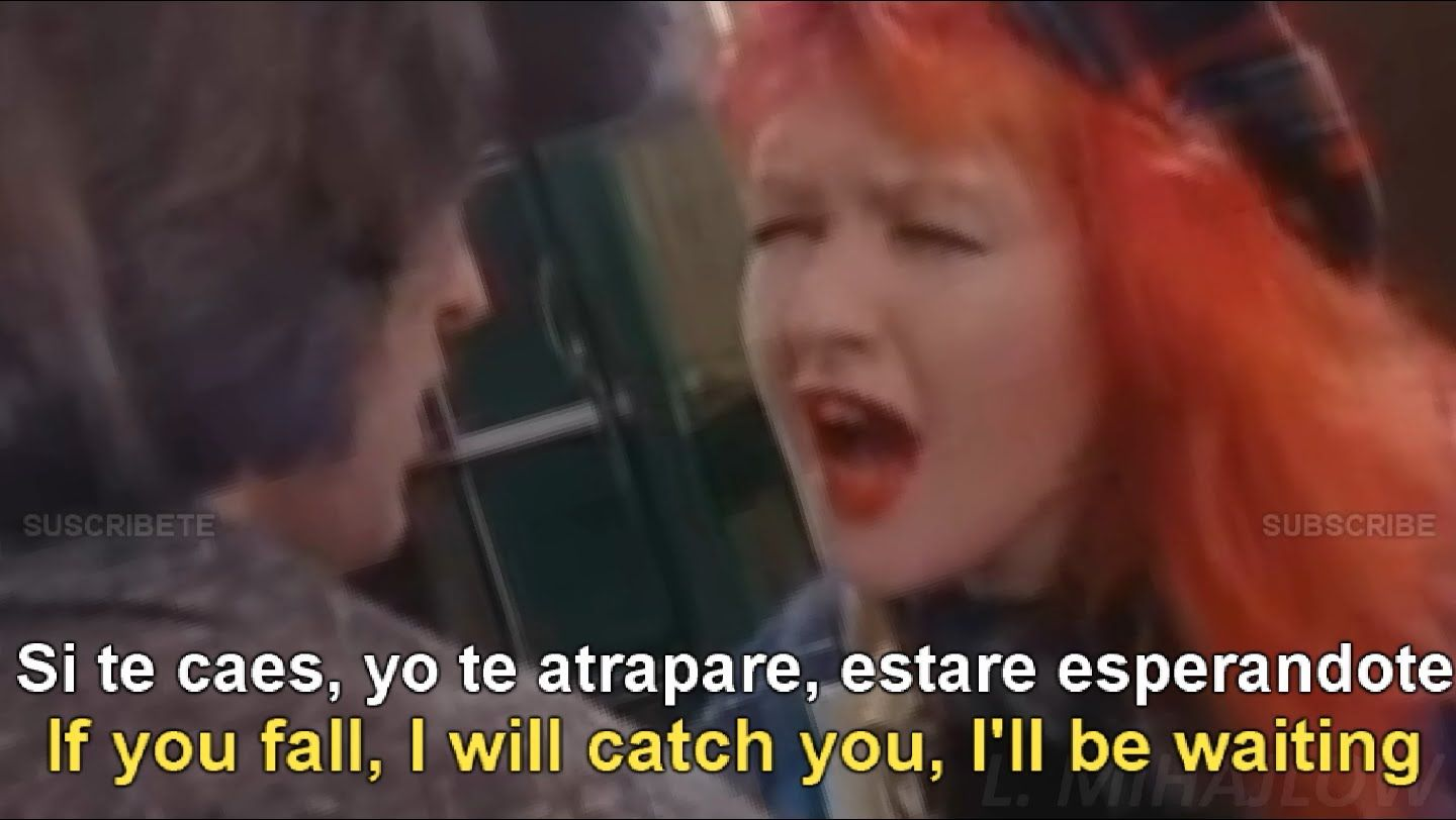 Синди Lauper Time After Time